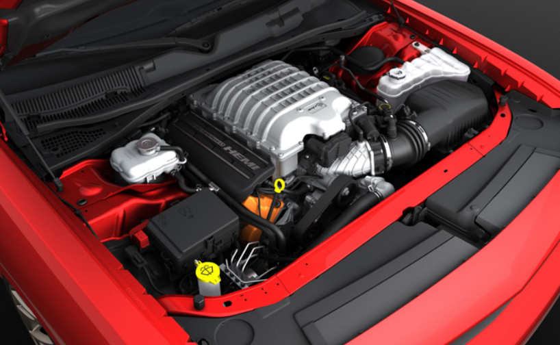 2019 Dodge Challenger Engine Specs