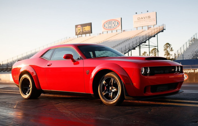 2019 Dodge Challenger SRT Demon Exterior