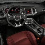 2019 Dodge Challenger SRT Demon Interior Design