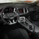 2019 Dodge Challenger SRT Demon Interior
