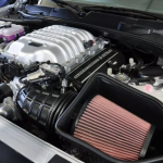 2019 Dodge Challenger SRT Hellcat Engine