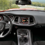 2019 Dodge Challenger SRT Hellcat Interior Design