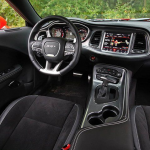 2019 Dodge Challenger SRT Hellcat Interior Changes