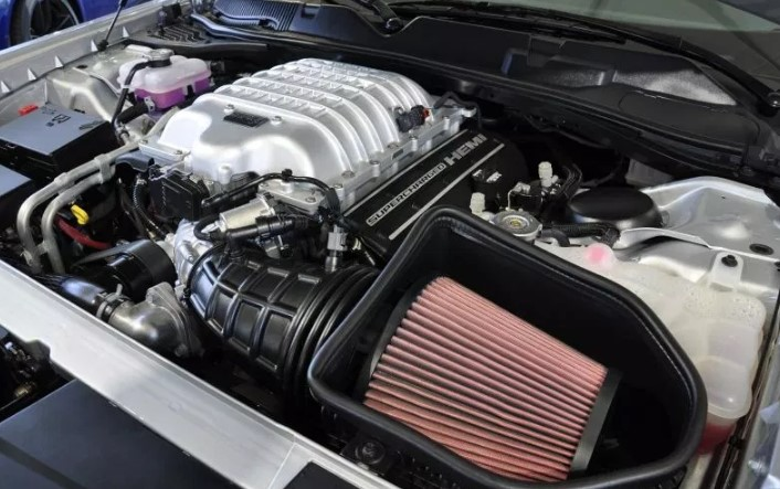 2020 Dodge Challenger SRT 392 Engine