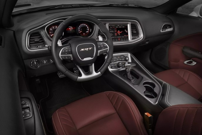2020 Dodge Challenger SRT 392 Interior