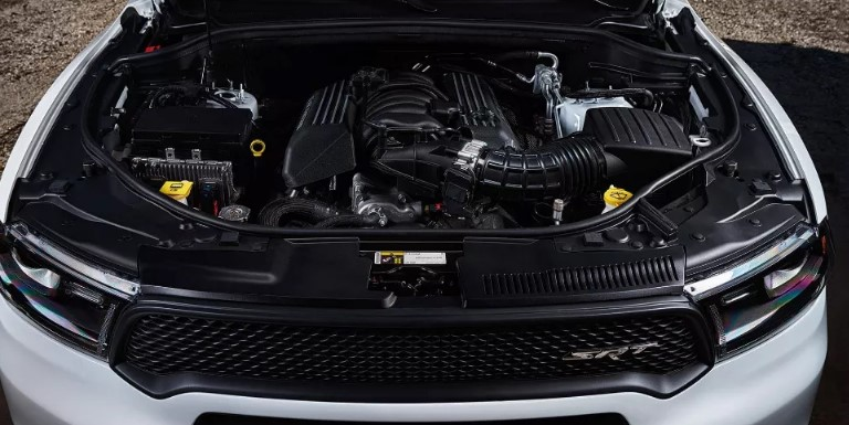 2020 Dodge Durango SRT Engine