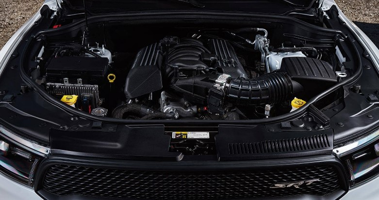 2020 Dodge Journey Engine