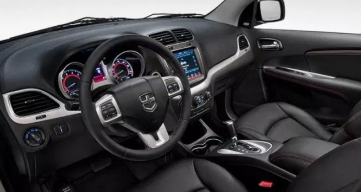 2020 Dodge Journey Interior