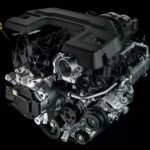 2020 Dodge Ram 1500 Engine