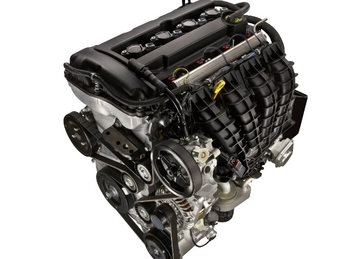 2020 Dodge Avenger Engine