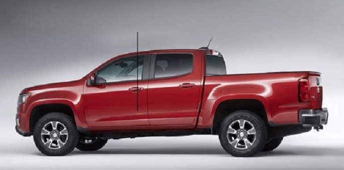 2020 Dodge Dakota Exterior