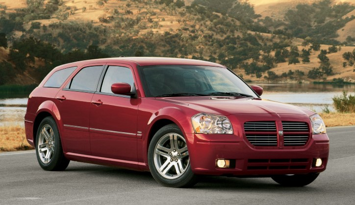 2020 Dodge Magnum Engine