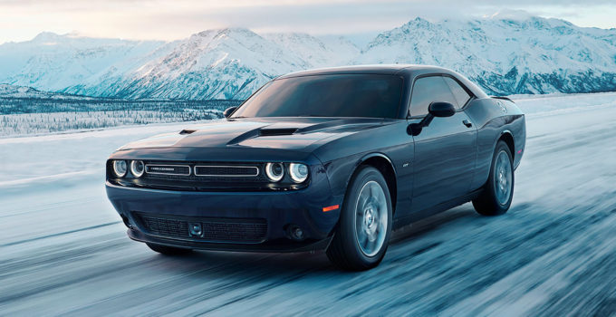 Dodge Challenger GT AWD All paw Muscle Car Launches But