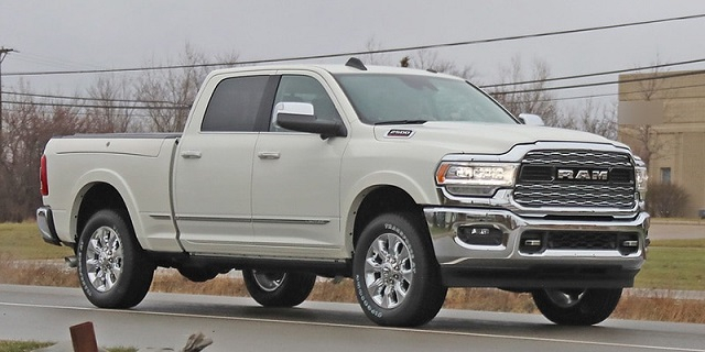 2020 Ram 3500 Specs Dually Truck With 1 000 Lb ft Of