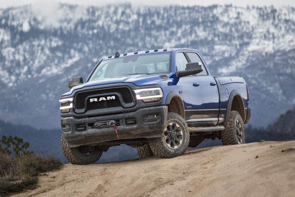 5 Trucks You Can Order With Winch Ready Bumpers