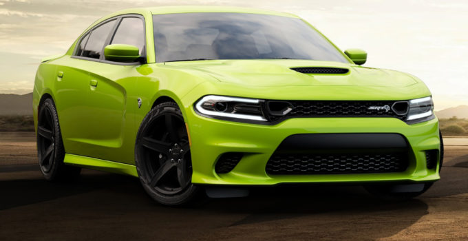 Report Dodge Is Prepping A Widebody Charger For 2020