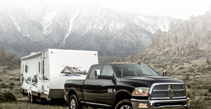 Ram Truck Towing Capabilities