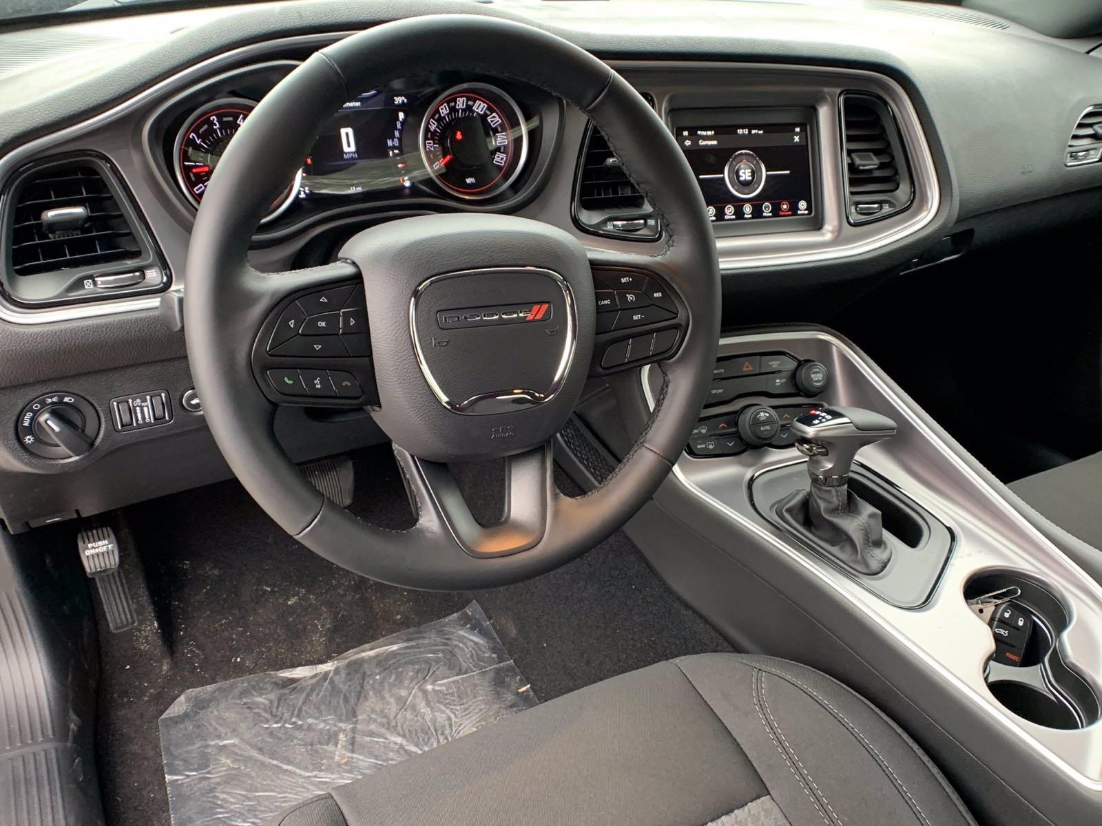 New 2020 DODGE Challenger SXT Coupe In Carrollton 20155