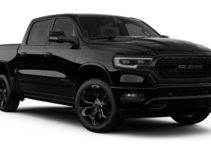 2020 Ram 1500 Limited Black And 2500 3500 HD Night Edition
