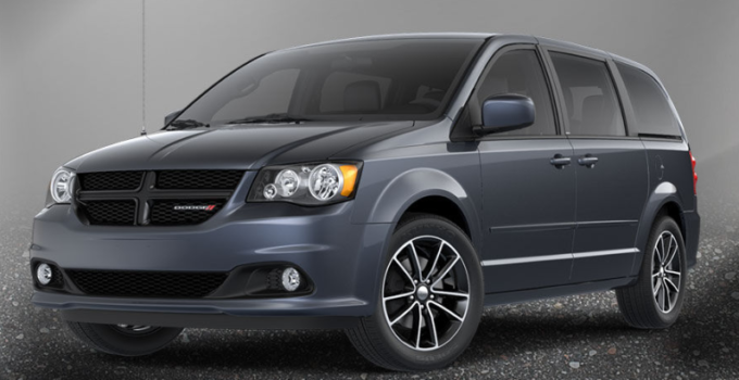2020 Dodge Grand Caravan Automatic Colors Changes