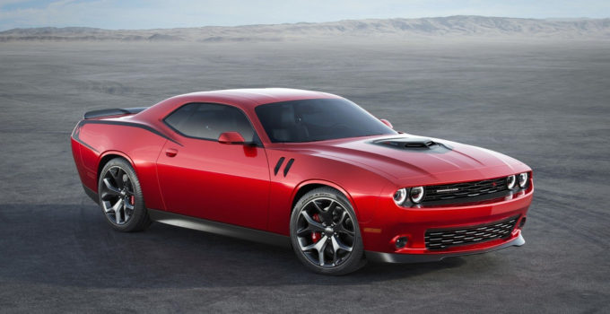 Check Out This Modern Plymouth Barracuda Rendering Based