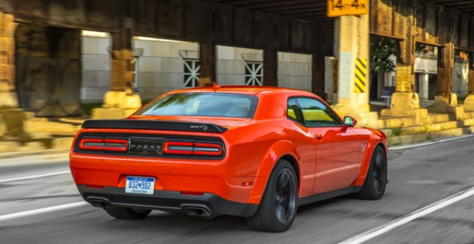 GM s Self driving Car Test Dodge Challenger And Charger