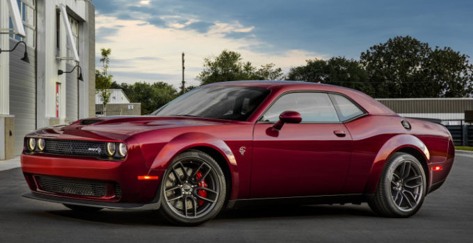 News Rumored Challenger Hellcat Widebody It s Real