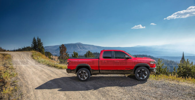 2021 Dodge Dakota Cost Colors Towing Capacity Dodge
