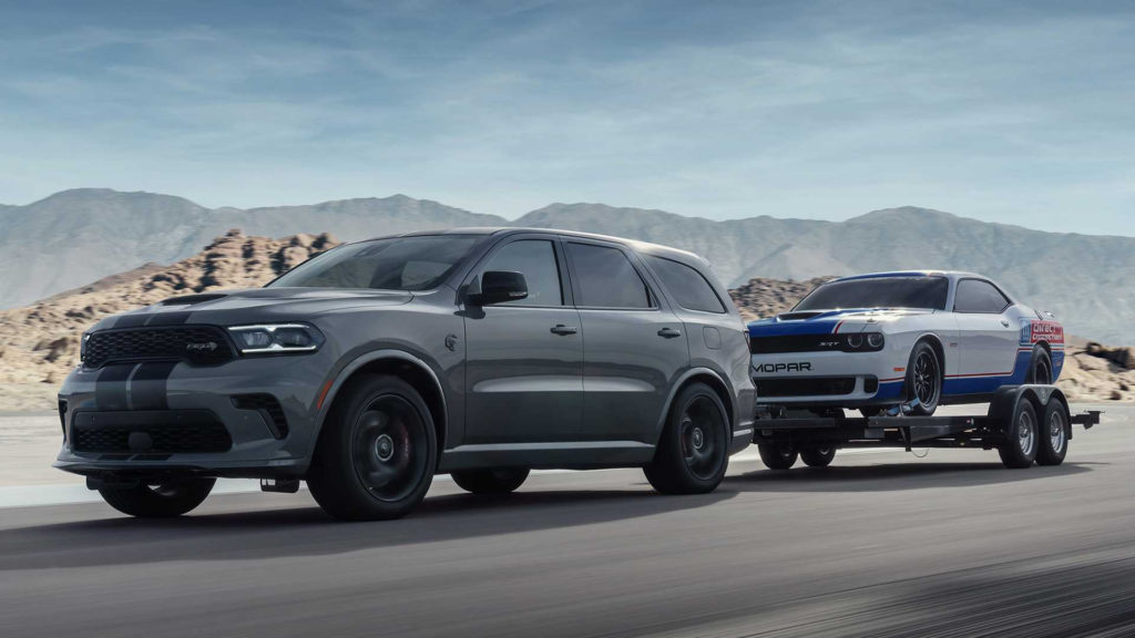 Dodge Durango Hellcat Production To Last For Just Six Months