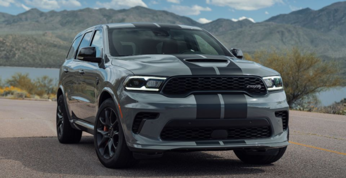 2021 Dodge Durango SRT Hellcat Zero To 60 In 3 5 Seconds