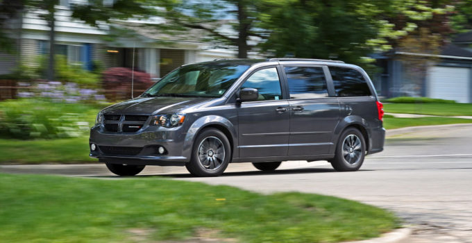 2019 Dodge Grand Caravan Sxt Wagon Cargo Space Price