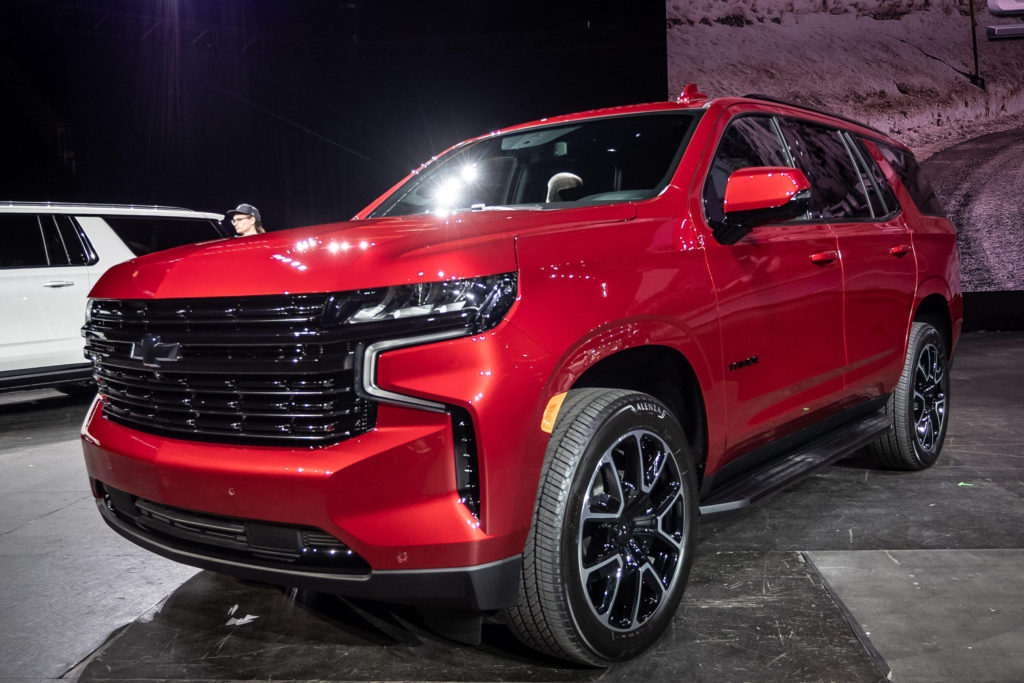 2021 Chevy Tahoe First Ride Review Smoother Is Better