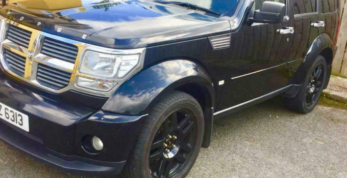 Limited Edition Dodge Nitro Diesel Automatic Jeep Forsale