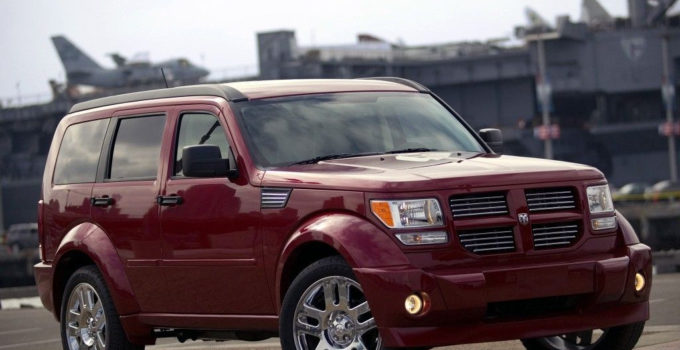 2021 Dodge Nitro Test Tire Size Used Dodge Specs News