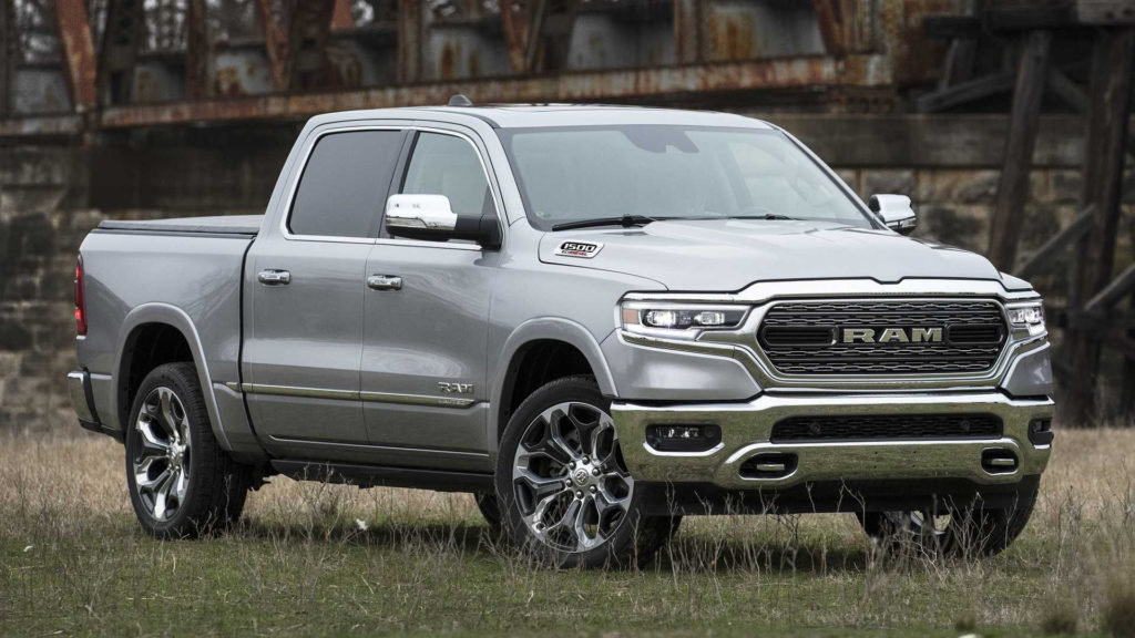 FCA Canada Pricing Announced For New 2020 Ram 1500