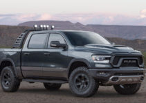 2019 Ram 1500 Gets Lifted Dropped For SEMA Roadshow