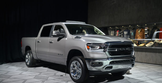 2019 Ram 1500 Pickup Has 48 volt mild Hybrid System For