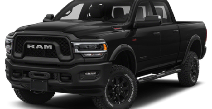 2020 RAM 2500 Specs Towing Capacity Payload Capacity