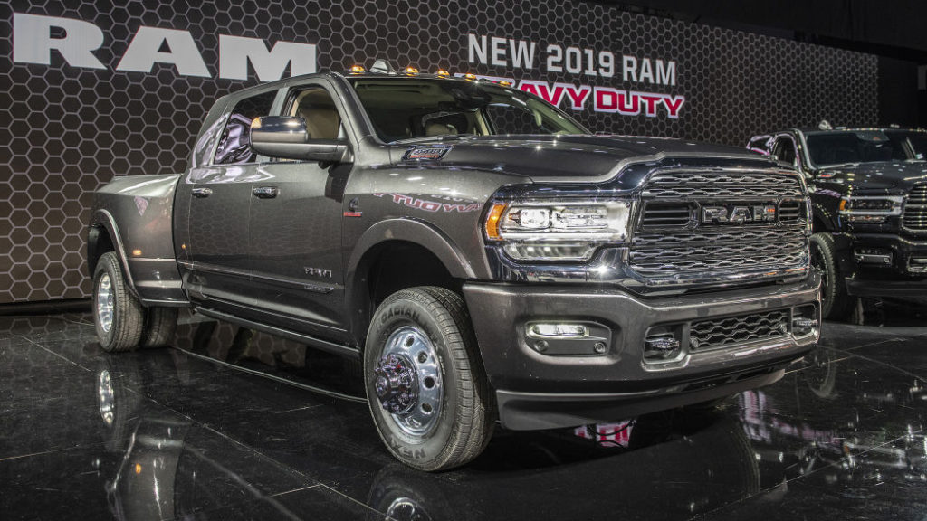 2019 Ram Heavy Duty Is Heavy With Features Gets 1 000 Lb