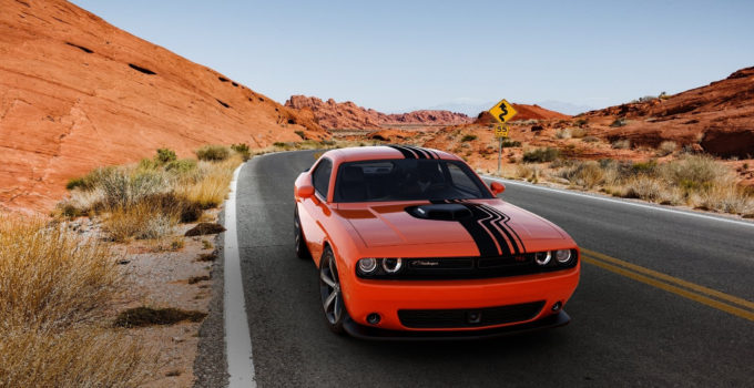 2019 Dodge Challenger Top Speed