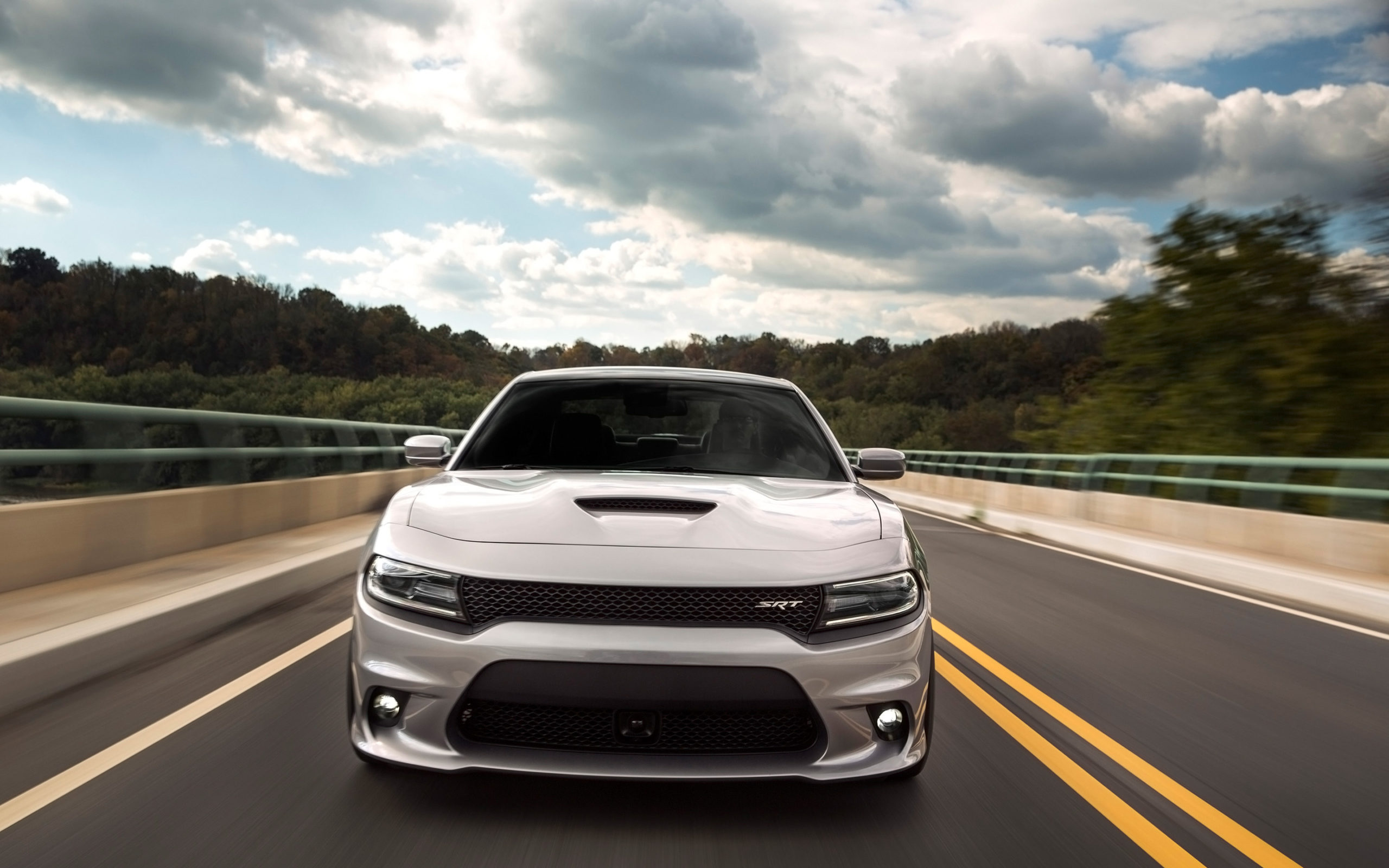 2018 Dodge Charger SRT Serious Wheels