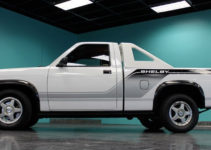 Shelby s First V8 Powered Dodge Dakota Is Looking For A