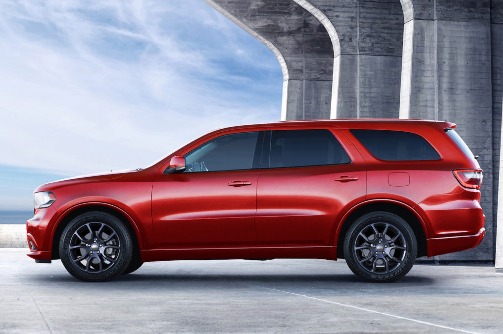 Dodge Durango Review And Rating Motor Trend