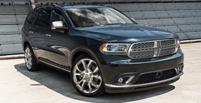 2018 Dodge Durango Reviews And Rating Motor Trend
