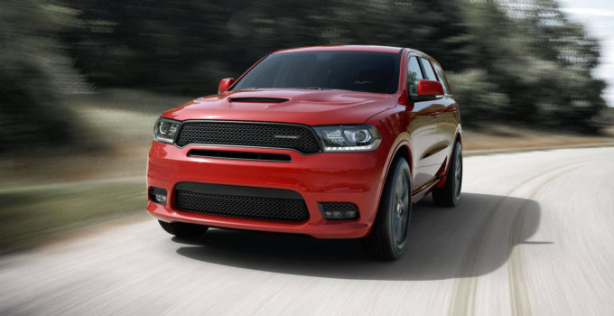 New 2021 Dodge Durango Gt Exhaust Features Gas Type