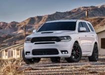 2018 Dodge Durango SRT Performance Figures And Pricing