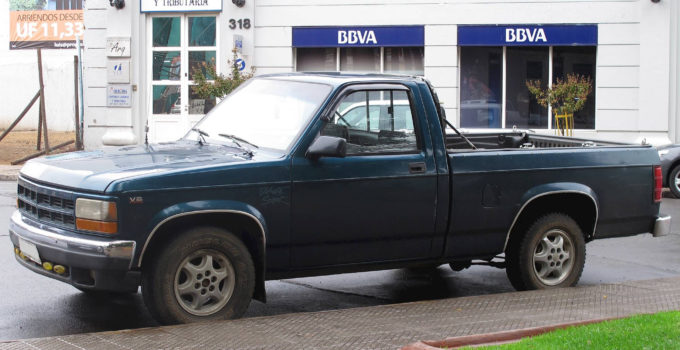 1994 Dodge Dakota Sport Extended Cab Pickup 3 9L V6 Manual