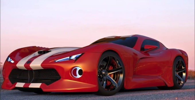 Rumors Abound Regarding The Return Of The Dodge Viper In