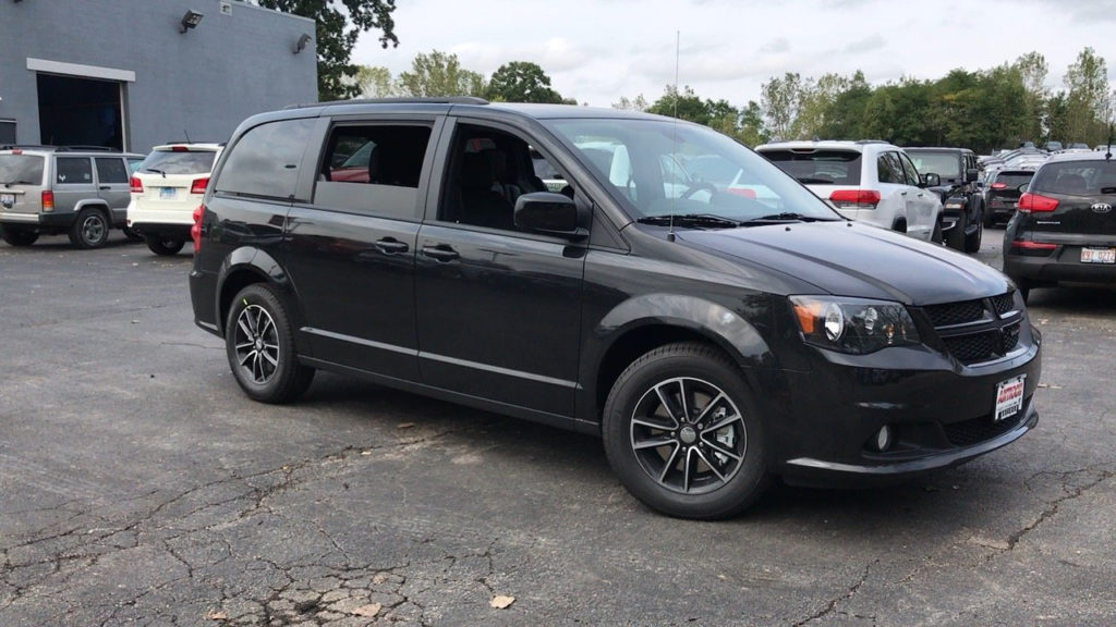 2019 Dodge Grand Caravan Automatic Transmission Redesign