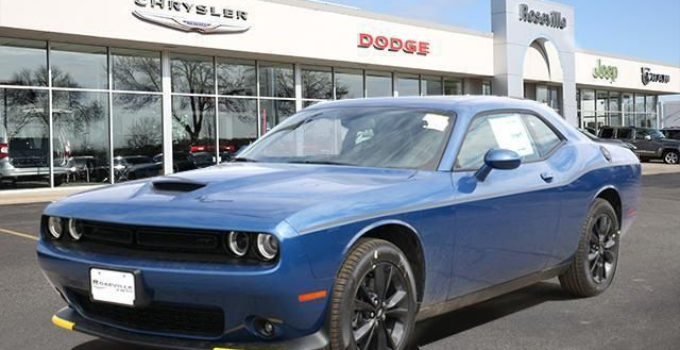 New 2020 Dodge Challenger GT AWD In Roseville MN